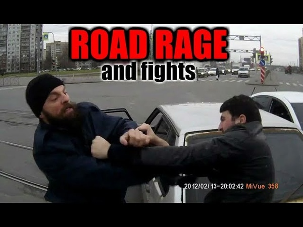 Drivers boxing and wrestling on the road 60 English subtitles