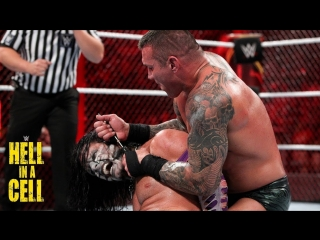 (WWE Mania) Hell in a Cell 2018 Jeff Hardy vs. Randy Orton (Hell in a Cell Match)
