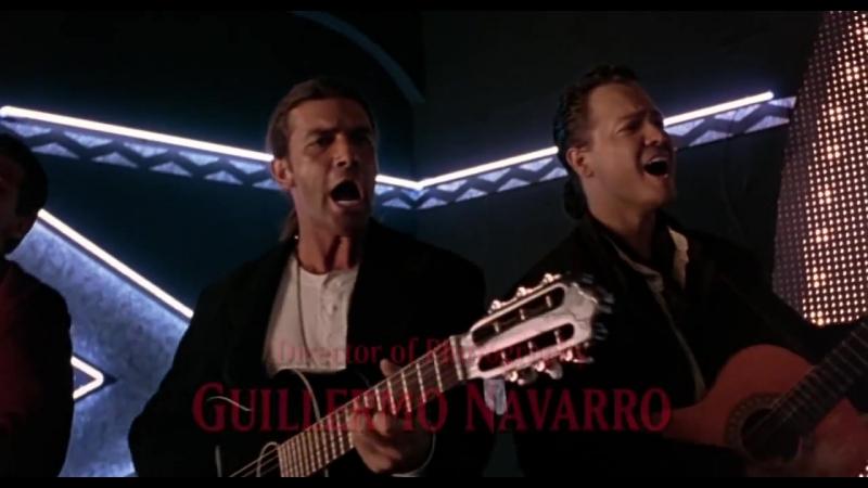 Antonio Banderas - Cancion del Mariachi (Morena de Mi Corazon) Official video