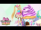 Bloopers and Outtakes Barbie Video Game Hero Barbie
