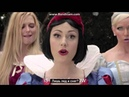 SNOW WHITE vs ELSA: Princess Rap Battle (Whitney Avalon ft. Katja Glieson) *explicit*