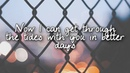 Because I Lasse Lindh Lyrics Bubblegum OST