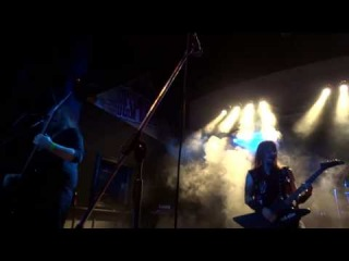 EREB ALTOR - Myrding - live (11.05.2013 Erfurt, From Hell) HD