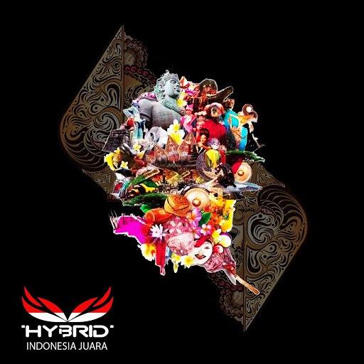 Hybrid альбом Indonesia Juara