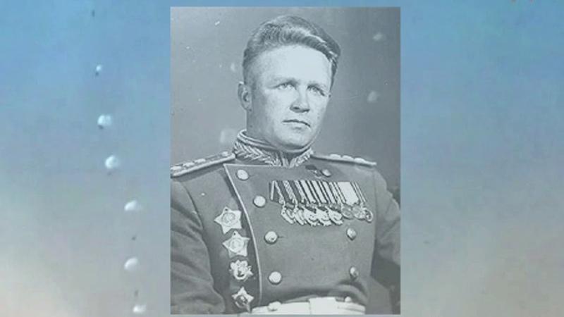 Командующий ВДВ маршал авиации Руденко Сергей Игнатьевич