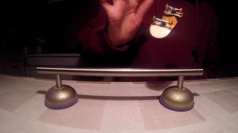 Systeam Fingerboards: Zharkov Sergey - @7 Tricks Special@