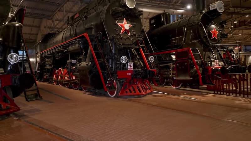 Железная Атлантида – Музей железных дорог России в Санкт-Петербурге _ Музей РЖД
