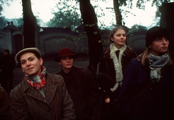 Фотографии оккупированной Советским Союзом Польши. 1981г.