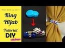 DIY Ring hijab tutorial Bottle cup idea Recycle Bros unik