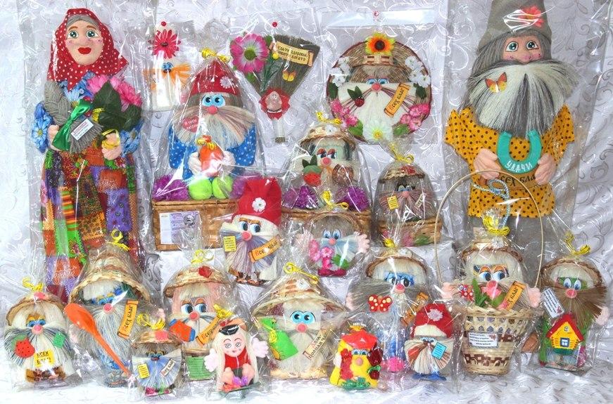 Продажа сувениров сделанных своими руками