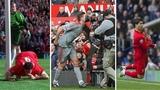 Liverpool FC Iconic Celebrations Ft. Fowler, Gerrard &amp Suarez