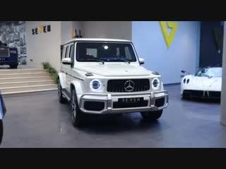 Mercedes-AMG G 63 by BRABUS