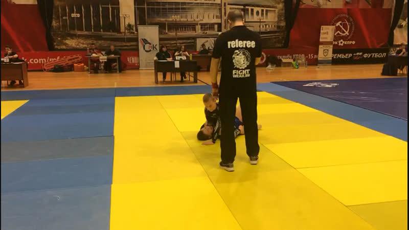 Соревнования в Подольске по грепплингу