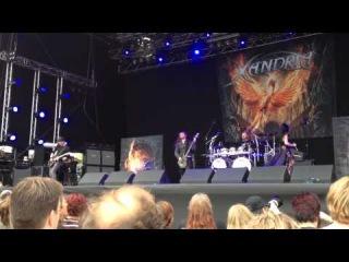 Xandria - Until the End (live @ CityRock Leeuwarden 2014)