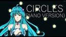 Saya Scarlet Circles ☆ Piano Version