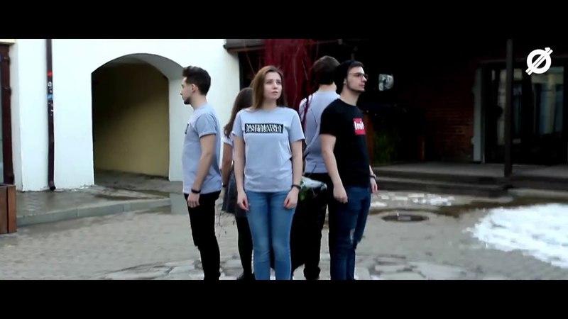 Презентация НОВЫХ футболок от ORGKOM'a IMIT