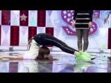 F(x) Victoria Vs a Girl Flexibility