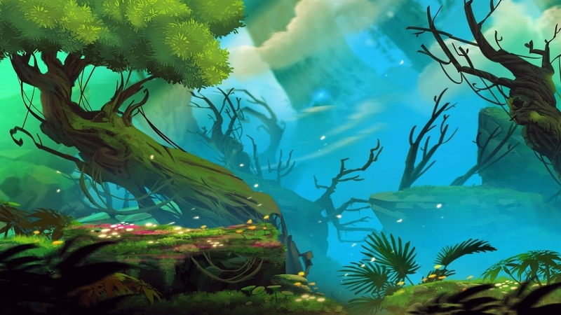 Irish Fantasy Music - Acorn Hill