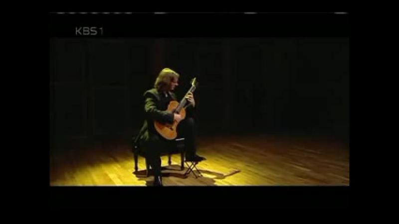 David Russell, guitar - El Ultimo tremolo