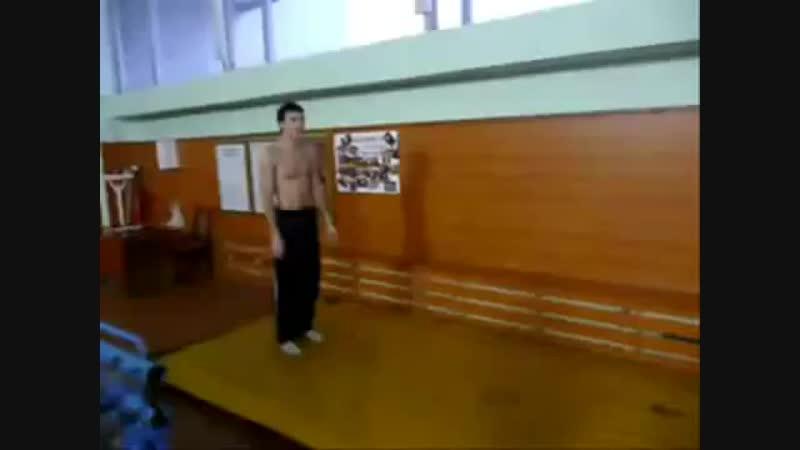 Трюки Вадим Борбат