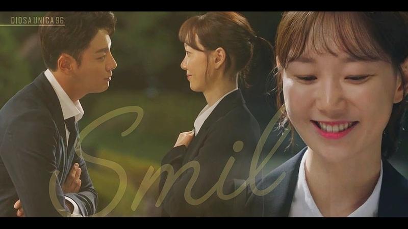 Han Kang Ho Song So Eun - The reason why I smile