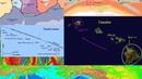 7 Литосферные плиты | Горячие точки и образование Гавайских островов |Геофизика