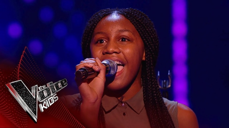 Sienna-Leigh Performs 'I Know Where I've Been': Blinds 1   The Voice Kids UK 2018