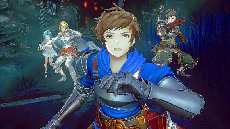 Granblue Fantasy Relink - NEW Gameplay Demo (PlatinumGames Action RPG) PS4