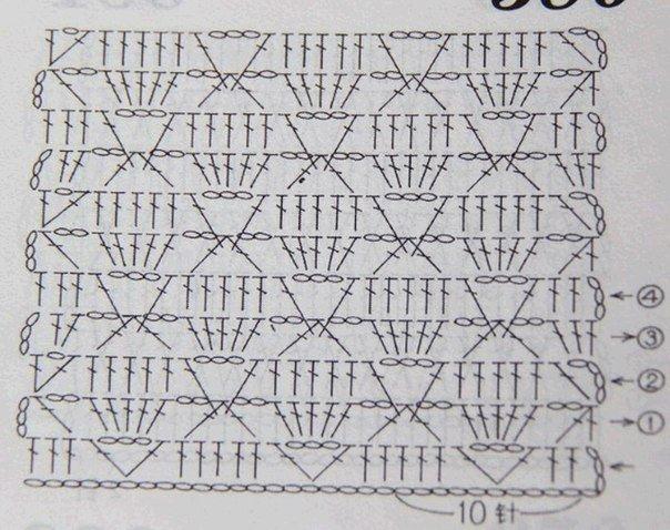 Ideas para el hogar: Saco con capucha molde del punto a crochet