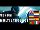 Voices Venom 8 languages MULTILANGUAGE VENOM