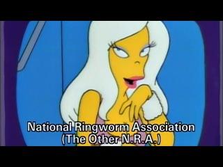 Симпсоны Сезон 5 / Серия 9 - Последнее Искушение Гомера / The Last Temptation of Homer