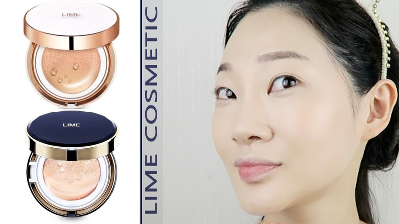 [КУШОН МАНИЯ ]Обзор на LIME REAL COVER PINK LIME V COLLAGEN AMPLE CUSHIONS♥