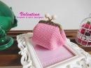 Tutorial/Diy Portamonete/Coin purse Uncinetto/Crochet Base Quadrata (Provvisorio)