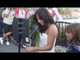 The Original Romantic Surprise Wedding Proposal Darius Rucker Bruno Mars Train