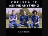 «Ask Me Anything» (спроси меня о чем угодно) / vk.com/chelsea