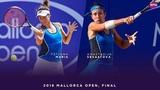 Tatjana Maria vs. Anastasija Sevastova 2018 Mallorca Open Final WTA Highlights