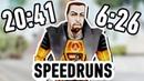 Half-Life 2041 VS. New World Record 626 - Speedrun Comparison