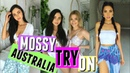 Mossy Australia TRY ON || Jessica Green