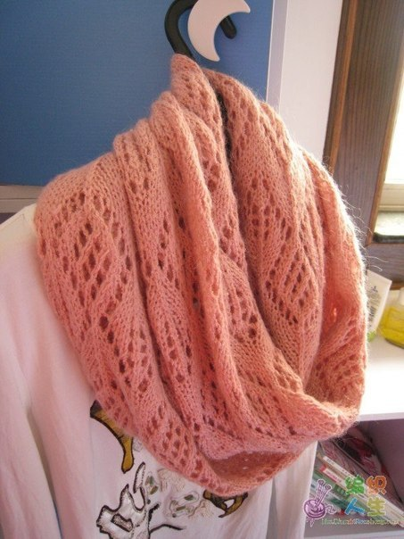 Клубок ру вязание снуда
