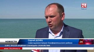 Николаевка по количеству незаконно возведённых объектов - в тройке чемпионов по Крыму