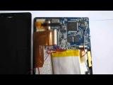 Китайский планшет Allwinner A13 q88 или как разобрать, чтобы не сломать