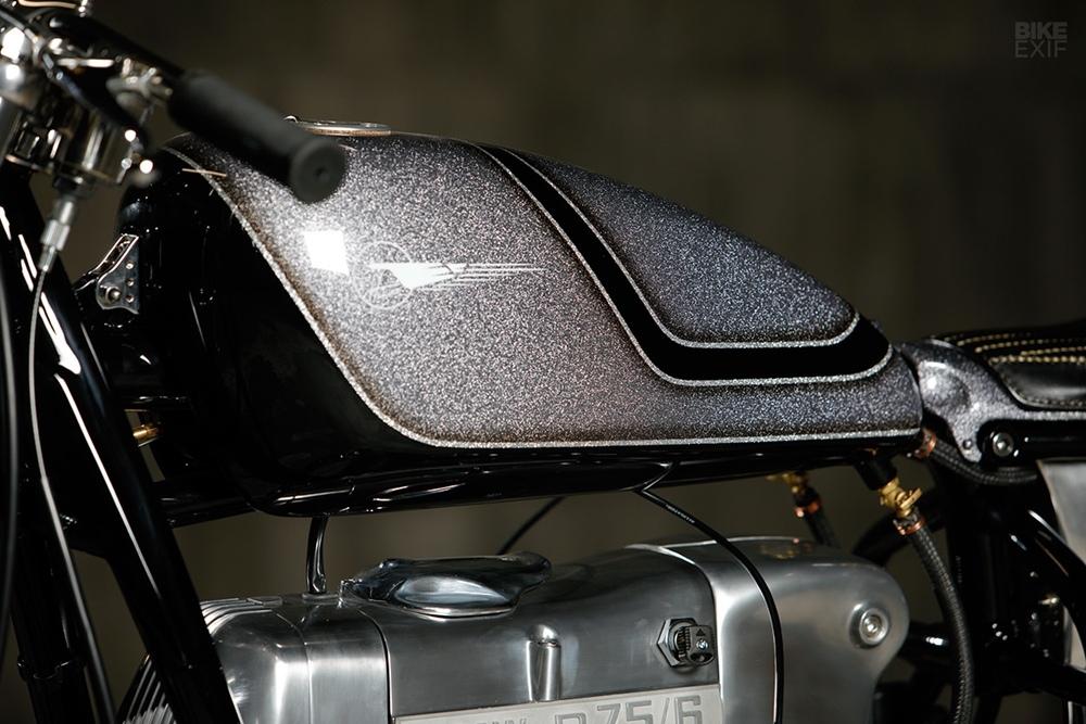 Heiwa: кастом BMW R75/6