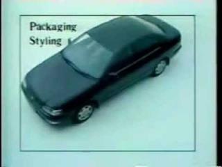 1994 Toyota Corona Japanese commercial starring Masatoshi Nakamura