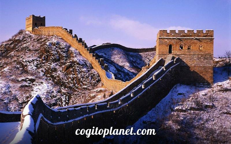 Китай: Великая китайская стена (видео)