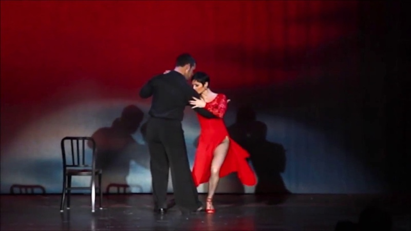 John Powell - Assassins Tango, Julia Juliati Ronny Dutra dancers