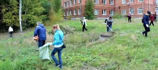 14-15 сентября состоится «Генеральная уборка» города