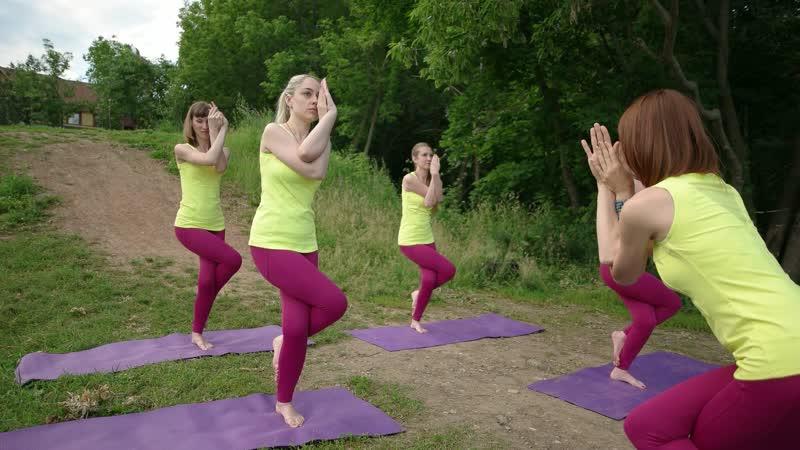 ХАТХА йога Центр йоги и танцев ОКали