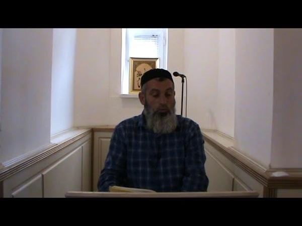 Мухаммад Плиев - АбдулЛах ибн Мас1уд (26.10.2018)
