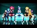 Little Apple MMD- Defoko, Tei, Miku, Teto, Aoki, Gumi, Neru