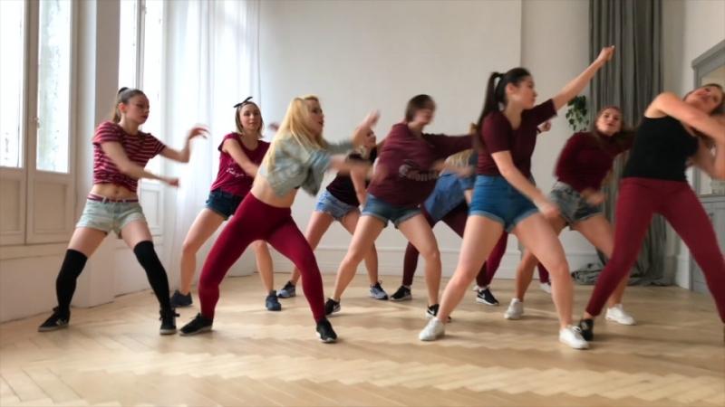 Dancehall_Choreo by Anna Berezina